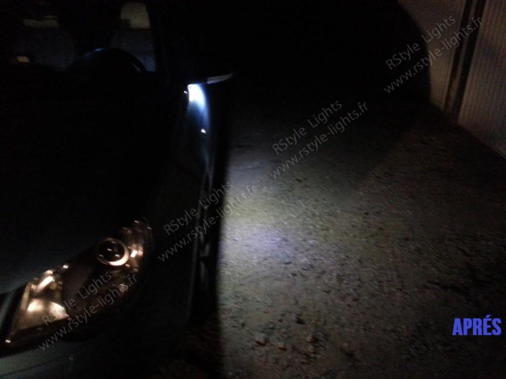 Éclairages d'accès full leds Volkswagen