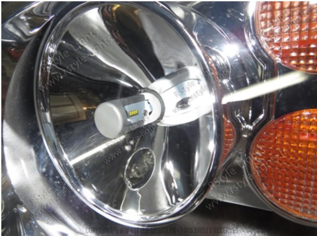 ampoules led auto moto 16