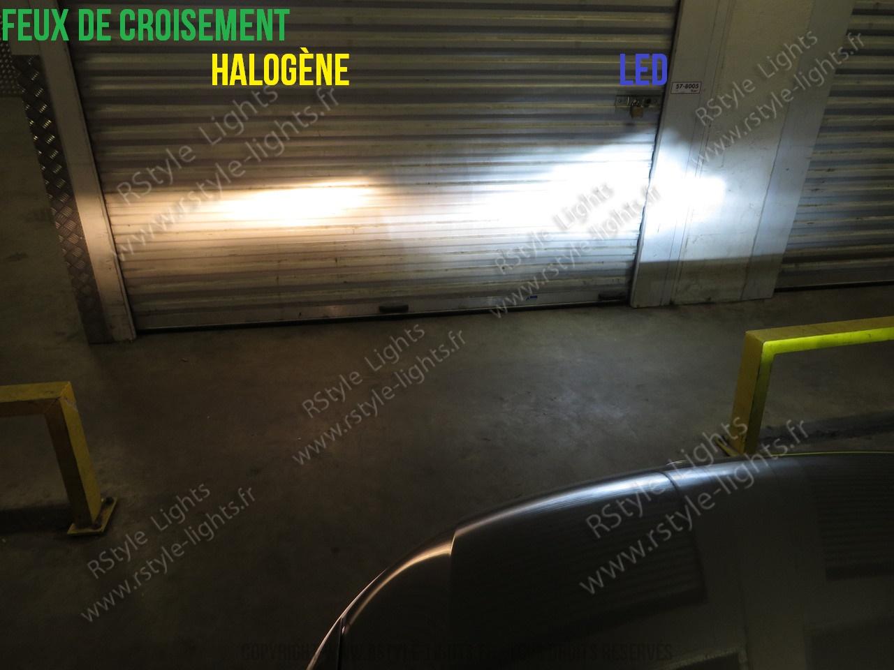 ampoules led auto moto volskwagen polo 6r 1