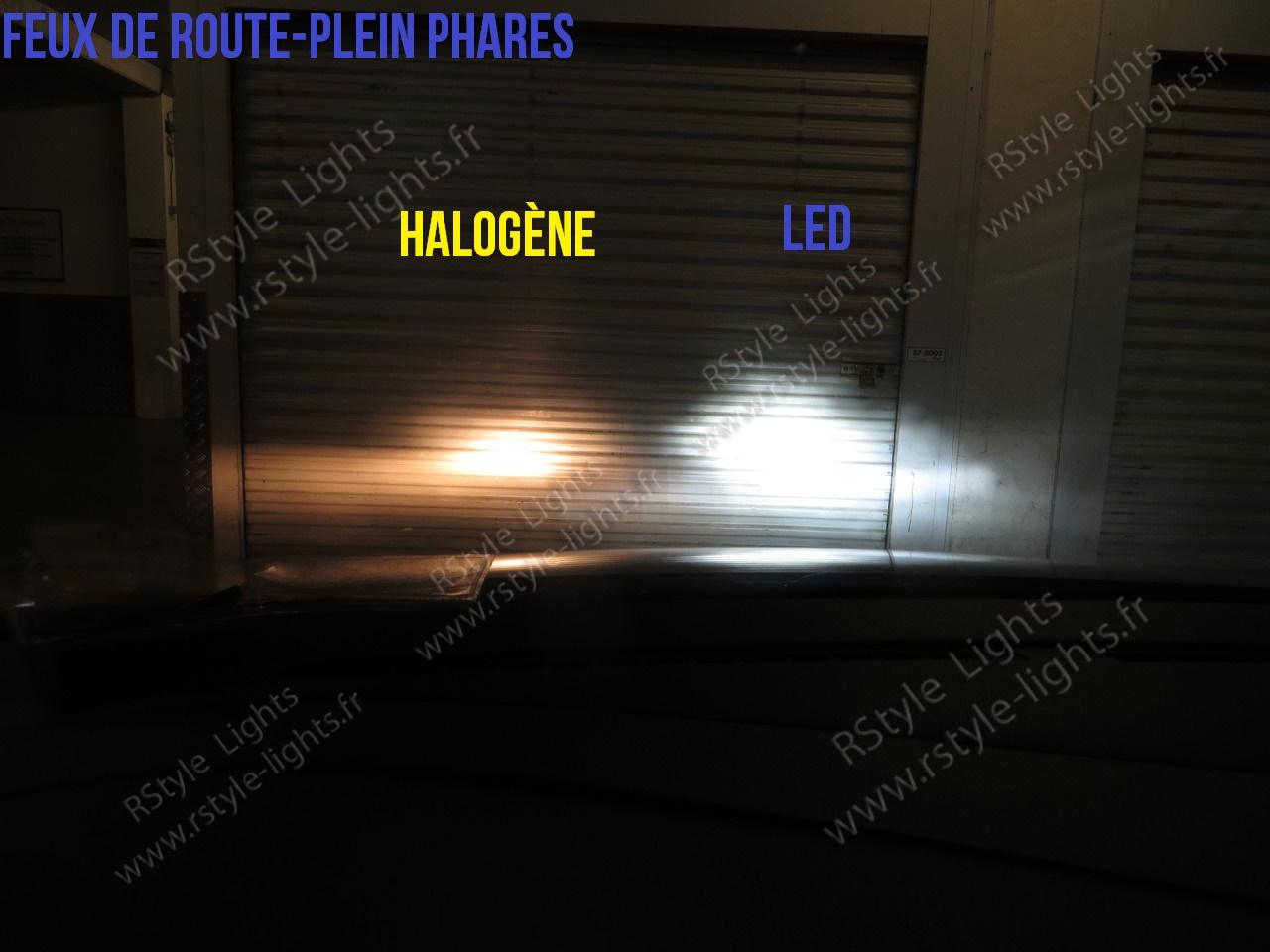 ampoules led auto moto volskwagen polo 6r 2