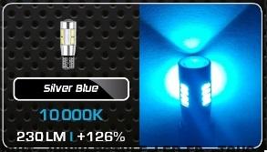 silver blue 10k